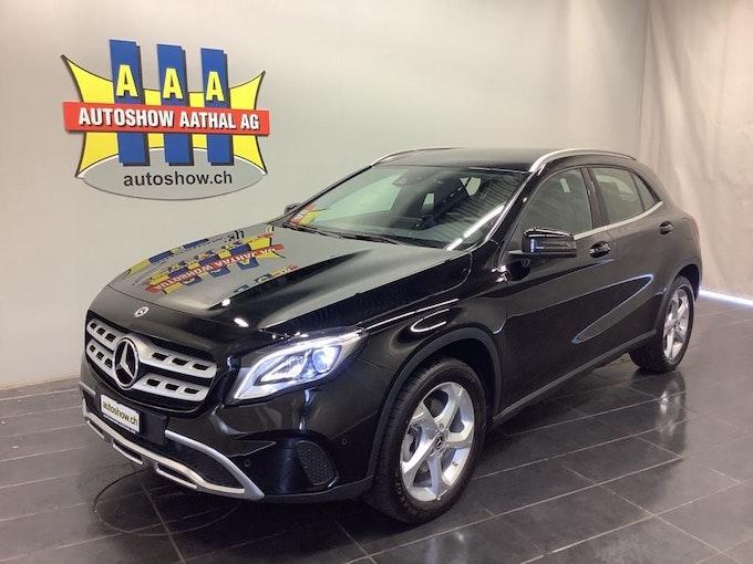 Mercedes-Benz GLA-Klasse GLA 220 4Matic 7G-DCT 9'000 km 33'500 CHF - acheter sur carforyou.ch - 1