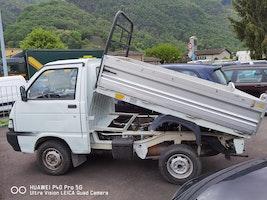 Piaggio Porter 1.3-16 4x4 76'000 km 15'900 CHF - kaufen auf carforyou.ch - 3