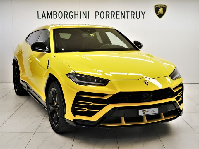 Lamborghini Urus E-Gear 15'000 km 274'500 CHF - acquistare su carforyou.ch - 1