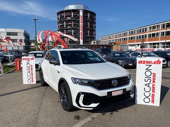 VW T-Roc 2.0 TSI R DSG 4Motion 1'800 km 42'900 CHF - buy on carforyou.ch - 1