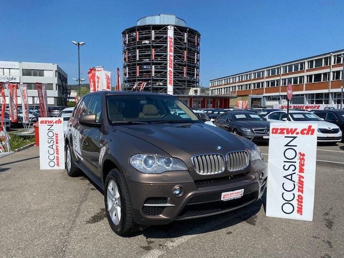 BMW X5 xDrive 40d Steptronic 217'700 km 12'800 CHF - buy on carforyou.ch - 1