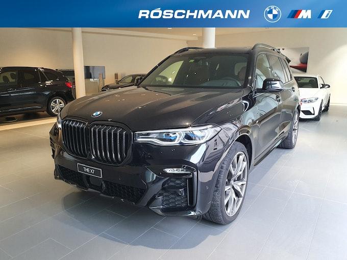 BMW X7 xDrive M50i Steptronic 14'900 km 129'900 CHF - kaufen auf carforyou.ch - 1