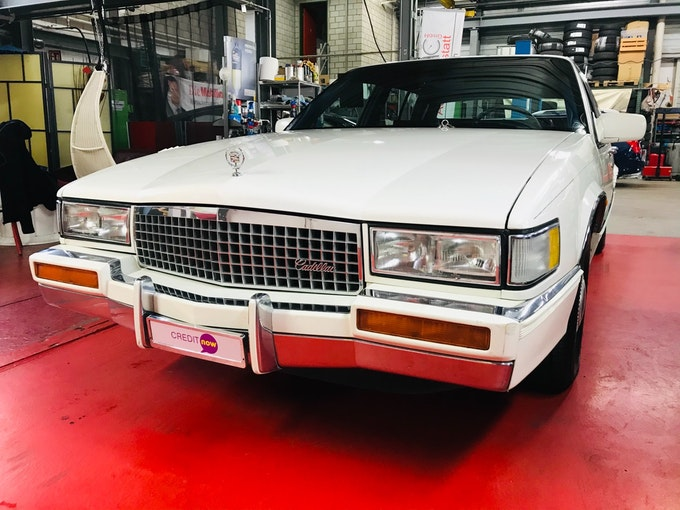 Cadillac Deville 4.5 137'000 km CHF6'999 - buy on carforyou.ch - 1