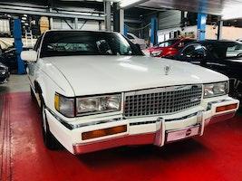 Cadillac Deville 4.5 137'000 km CHF6'999 - buy on carforyou.ch - 2
