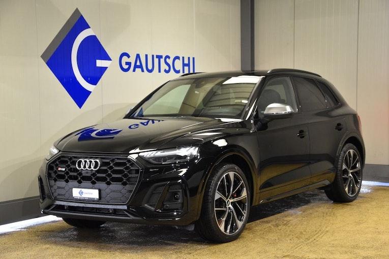 Audi SQ5 TDI quattro tiptronic 1 km 102'500 CHF - kaufen auf carforyou.ch - 1