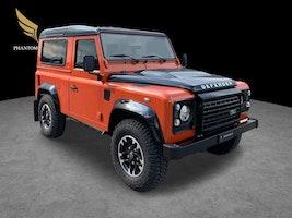 Land Rover Defender 90 2.2 TD4 Station Wagon Adventure 1'400 km 69'000 CHF - kaufen auf carforyou.ch - 2