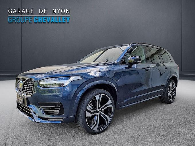 Volvo XC90 T8 eAWD R-Design 100 km 94'900 CHF - buy on carforyou.ch - 1