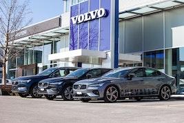 Volvo XC90 T8 eAWD R-Design 100 km 94'900 CHF - buy on carforyou.ch - 2