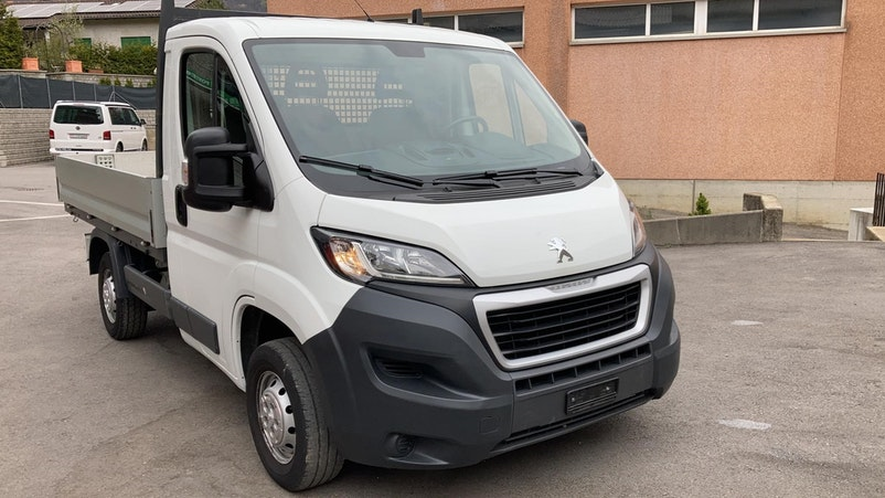 Peugeot Boxer 2.0 HDI 330 Active L1 48'726 km 17'900 CHF - buy on carforyou.ch - 1