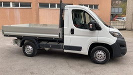 Peugeot Boxer 2.0 HDI 330 Active L1 48'726 km 17'900 CHF - buy on carforyou.ch - 3