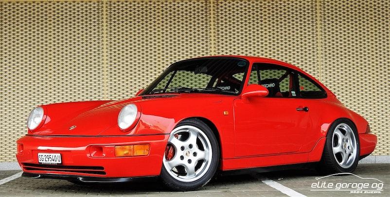 Porsche 911 Carrera 2 RS Touring 66'000 km 229'800 CHF - acquistare su carforyou.ch - 1