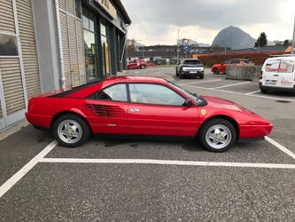 Ferrari Mondial 3.2 50'000 km CHF44'600 - acquistare su carforyou.ch - 3