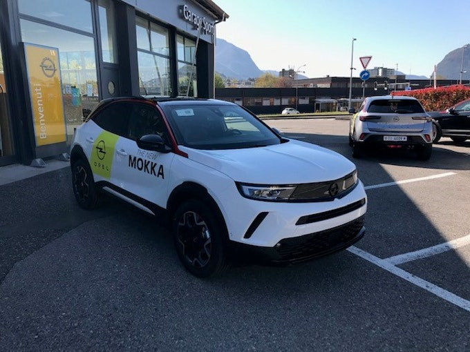 Opel Mokka 1.2 Direct Injection Turbo GS Line Aut. 10 km 33'400 CHF - acquistare su carforyou.ch - 1