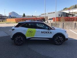 Opel Mokka 1.2 Direct Injection Turbo GS Line Aut. 10 km 33'400 CHF - acquistare su carforyou.ch - 3