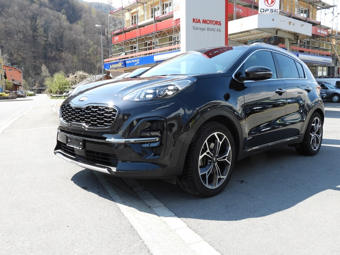 Kia Sportage 2.0CRDi Mild Hybrid Style 4WD Automat 61'000 km 27'900 CHF - acheter sur carforyou.ch - 1
