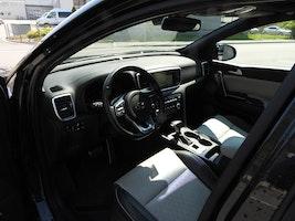 Kia Sportage 2.0CRDi Mild Hybrid Style 4WD Automat 61'000 km 27'900 CHF - acheter sur carforyou.ch - 2
