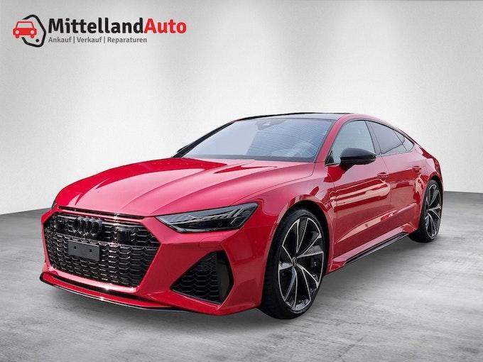 Audi RS7 Sportback MHEV 200 km CHF171'200 - acquistare su carforyou.ch - 1
