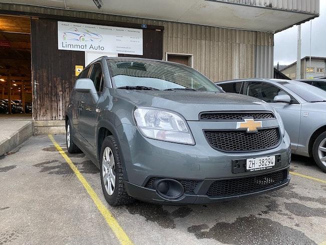 Chevrolet Orlando 1.8 100 Edition 153'000 km 5'900 CHF - acquistare su carforyou.ch - 1