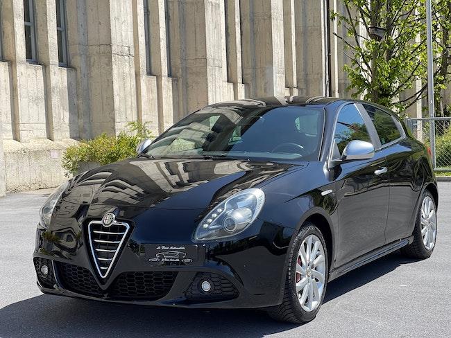 Alfa Romeo Giulietta 1750 TBi Quadrifoglio Verde 135'000 km 8'990 CHF - acquistare su carforyou.ch - 1