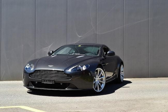 Aston Martin V8/V12 Vantage V8 Vantage 4.7 Sportshift 53'000 km 62'900 CHF - kaufen auf carforyou.ch - 1