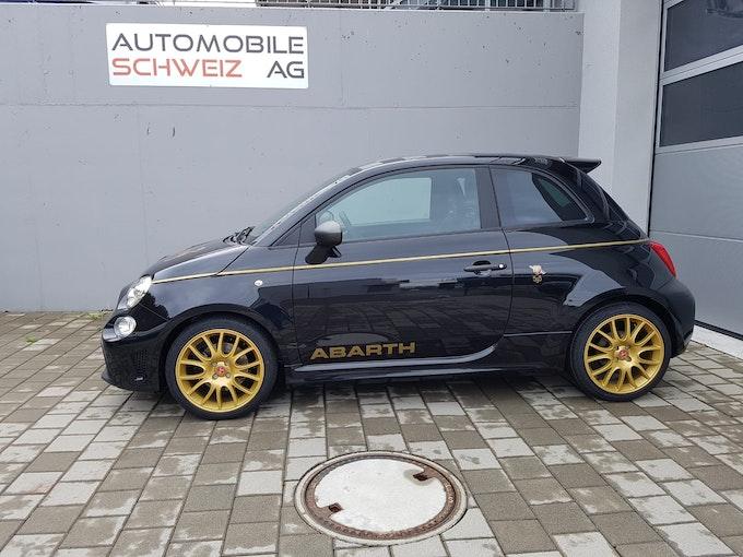 Fiat 500 Abarth 595 1.4 16V Turbo Abarth Scorpione Oro 10 km 28'500 CHF - acquistare su carforyou.ch - 1