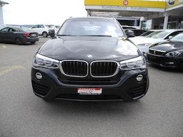 BMW X4 xDrive 20d Steptronic 129'000 km 27'500 CHF - acquistare su carforyou.ch - 2