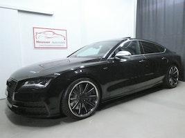 Audi S7 / RS7 S7 Sportback 4.0 TFSI V8 quattro S-tronic - S-Sportsitze - Head-Up - 20´´ Alu - 420 PS 71'500 km CHF36'800 - kaufen auf carforyou.ch - 2