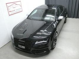 Audi S7 / RS7 S7 Sportback 4.0 TFSI V8 quattro S-tronic - S-Sportsitze - Head-Up - 20´´ Alu - 420 PS 71'500 km CHF36'800 - kaufen auf carforyou.ch - 3