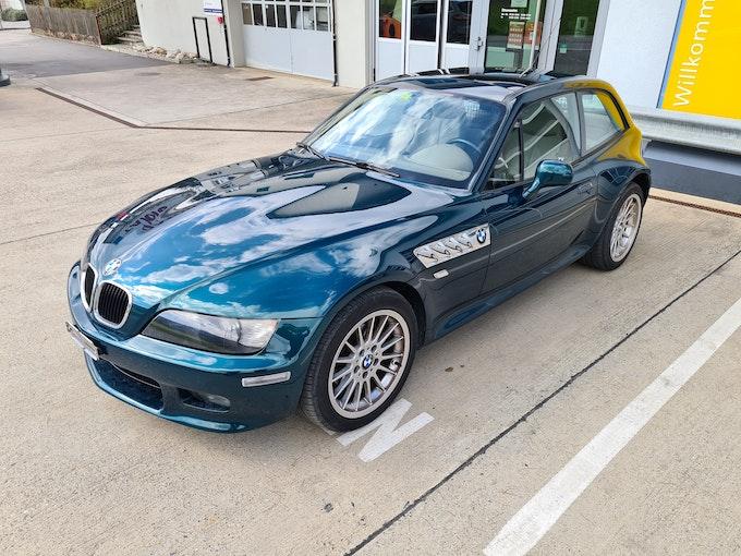 BMW Z3 2.8i Coupé 94'555 km CHF17'900 - acheter sur carforyou.ch - 1