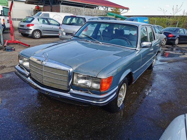 Mercedes-Benz 280 Se 92'500 km CHF2'790 - kaufen auf carforyou.ch - 1