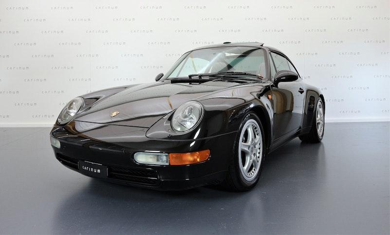 Porsche 911 Targa 123'150 km 88'993 CHF - kaufen auf carforyou.ch - 1