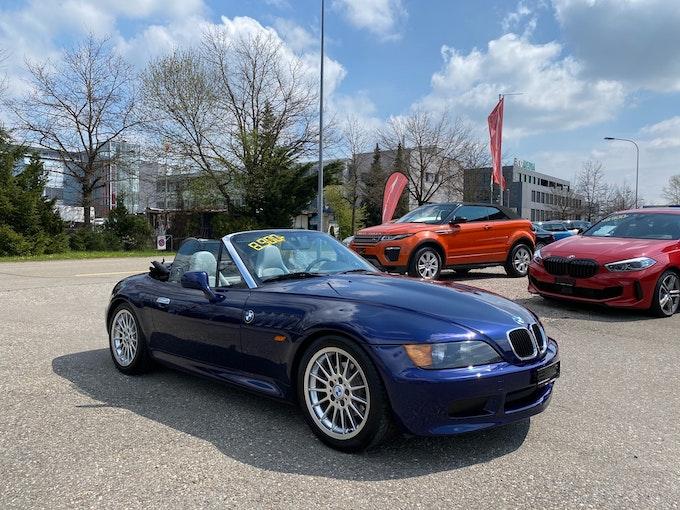 BMW Z3 1.8i Roadster 92'000 km CHF8'900 - acheter sur carforyou.ch - 1