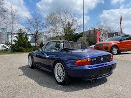 BMW Z3 1.8i Roadster 92'000 km CHF8'900 - acheter sur carforyou.ch - 3
