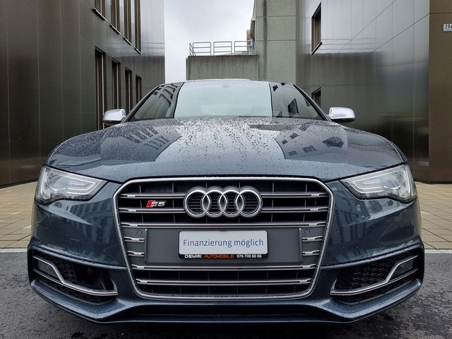 Audi S5 Sportback 3.0 TFSI quattro S-tronic 160'900 km 18'900 CHF - buy on carforyou.ch - 1