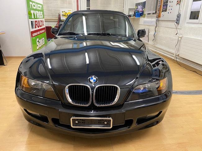 BMW Z3 1.9i Roadster 39'000 km 22'900 CHF - acheter sur carforyou.ch - 1