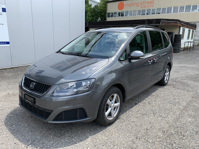 SEAT Alhambra 1.4 TSI Reference S/S 153'000 km 12'500 CHF - buy on carforyou.ch - 1