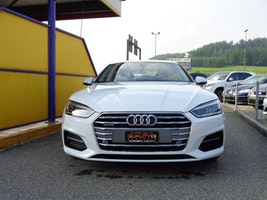 Audi A5 Sportback 2.0 TDI Sport quattro S-tronic 19'000 km 37'600 CHF - buy on carforyou.ch - 2