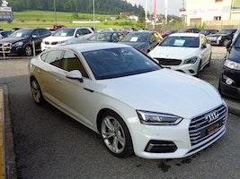 Audi A5 Sportback 2.0 TDI Sport quattro S-tronic 19'000 km 37'600 CHF - buy on carforyou.ch - 3