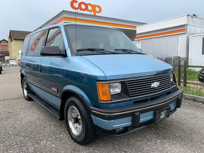 Chevrolet Astro 4.3 4x4 119'800 km 12'900 CHF - buy on carforyou.ch - 1
