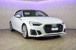 Audi A5 Cabriolet 2.0 40 TDI S Line S-Tronic 12'900 km CHF49'600 - acheter sur carforyou.ch - 3