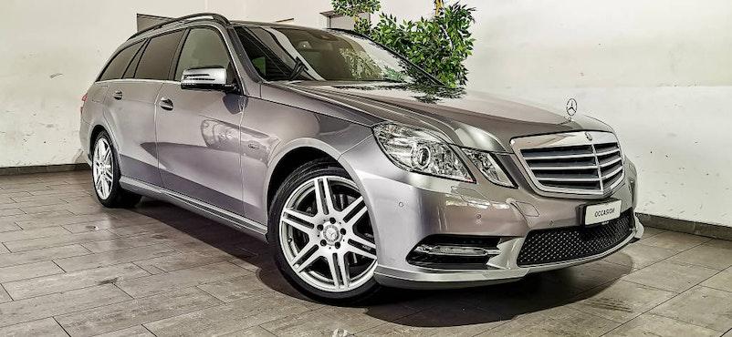 Mercedes-Benz E-Klasse E 250 CDI BlueEF 4m Kombi 98'500 km 19'900 CHF - buy on carforyou.ch - 1