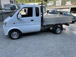 DFSK Pick-up K-Serie Pick-up K01H 1.3 8V 14'611 km 9'800 CHF - acquistare su carforyou.ch - 2
