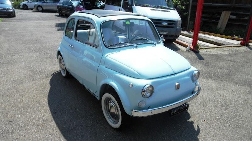 Fiat 500 31'181 km 22'500 CHF - acquistare su carforyou.ch - 1