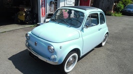 Fiat 500 31'181 km 22'500 CHF - acquistare su carforyou.ch - 2