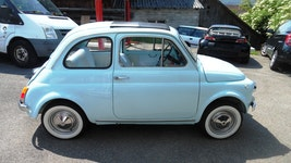Fiat 500 31'181 km 22'500 CHF - acquistare su carforyou.ch - 3