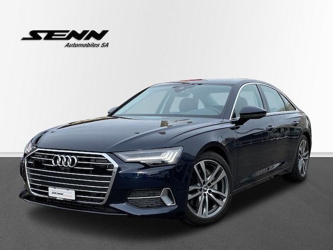 Audi A6 50 TDI Sport quattro tiptronic 5'000 km 56'450 CHF - buy on carforyou.ch - 1