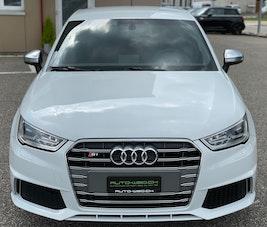 Audi S1 Sportback 2.0 TFSI I 230PS I quattro 117'000 km 19'850 CHF - buy on carforyou.ch - 2