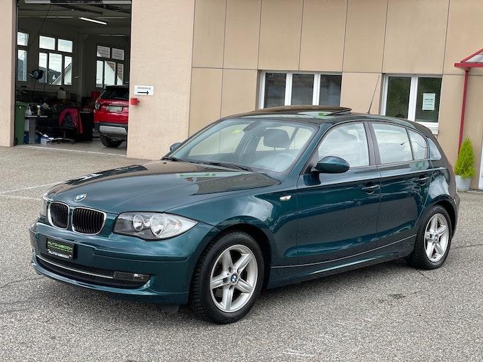 BMW 1er 116i AccessPlus 108'000 km 5'850 CHF - buy on carforyou.ch - 1