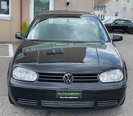 VW Golf 1.6 16V Pacific 133'000 km 1'850 CHF - buy on carforyou.ch - 2