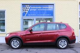 BMW X3 xDrive 30d Steptronic 124'000 km 21'700 CHF - buy on carforyou.ch - 2